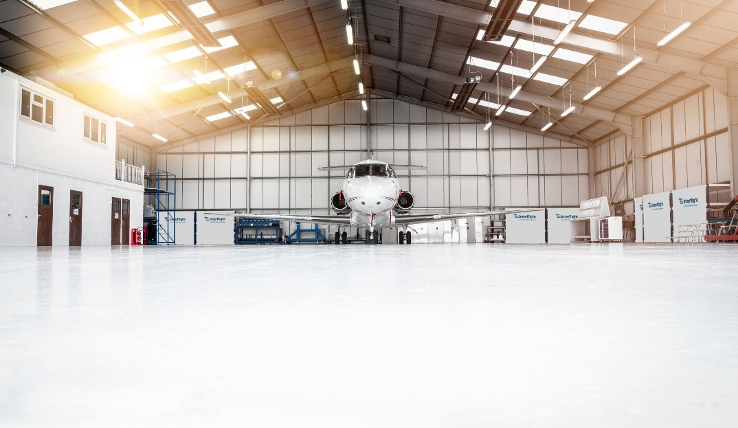 Unveiling our new maintenance hangar