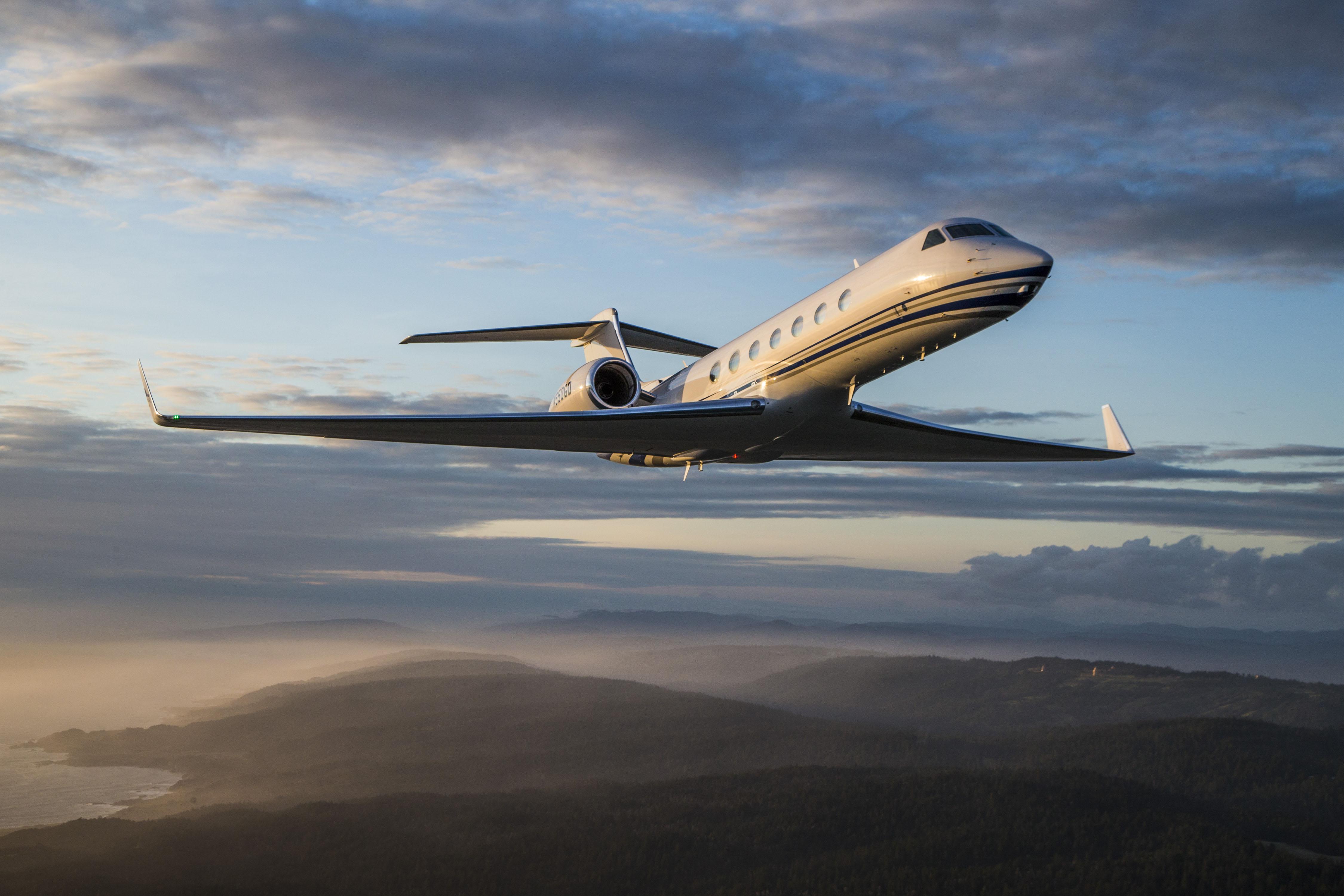 Interflight announces new Gulfstream 550 capability.