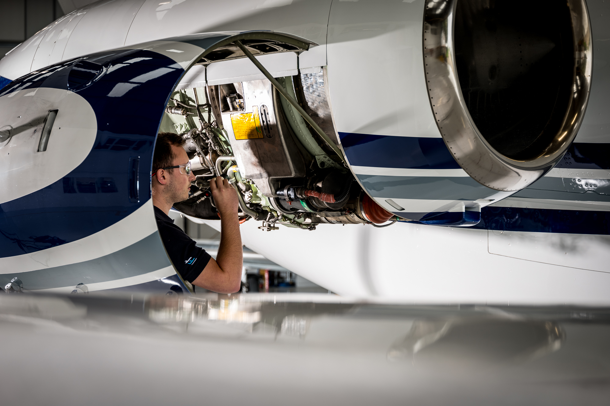 Interflight boosts maintenance capability with Hawker 400XP, Beechjet 400a and Nextant 400XT