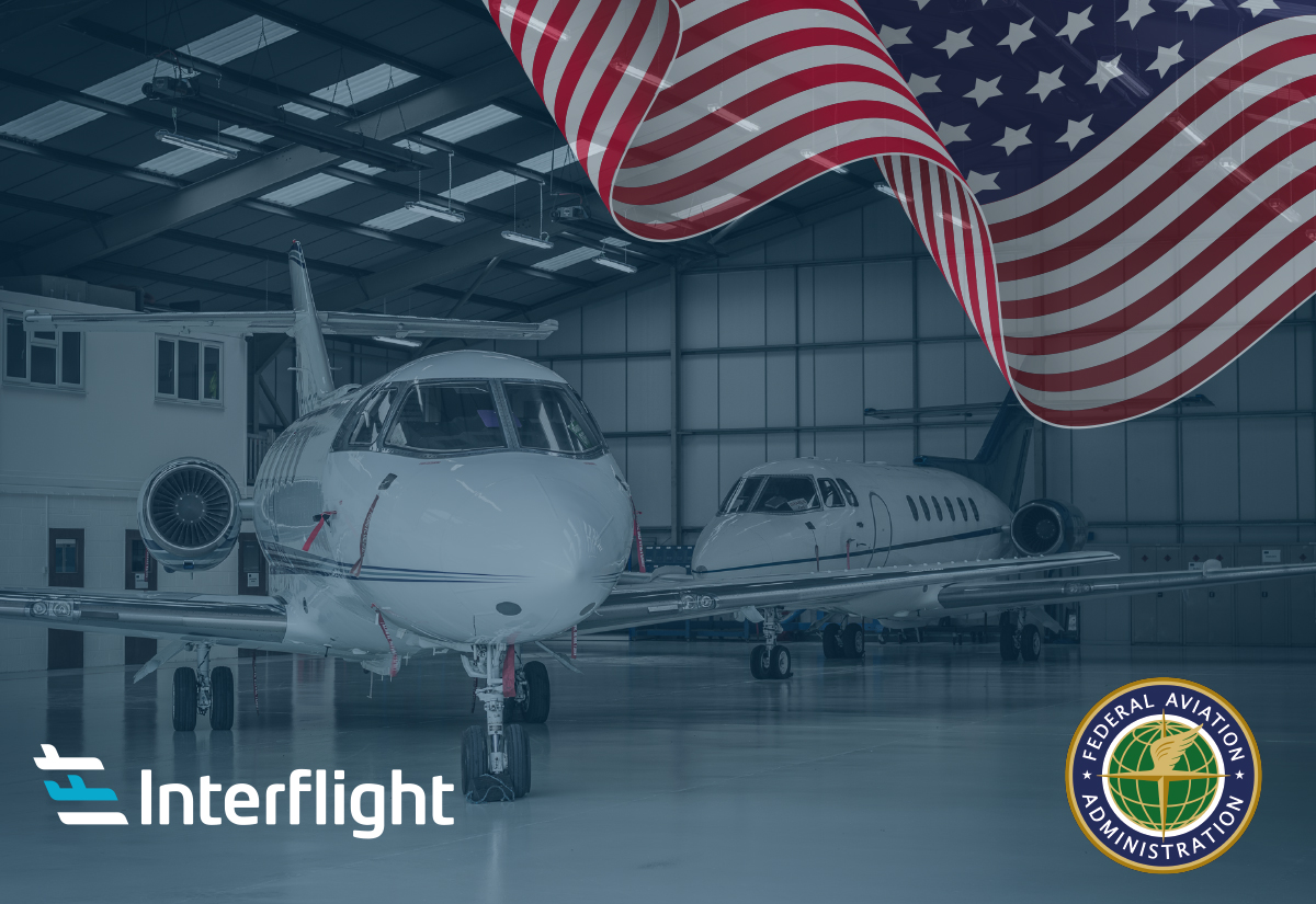 Interflight receives FAA approval for maintenance on US-registered aircraft